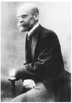 Durkheim looks as awesome as his name sounds..