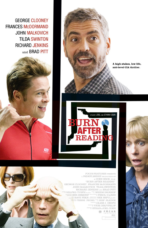 """""""Burn after Reading""""—Some Thoughts on the Coens' Madness"""