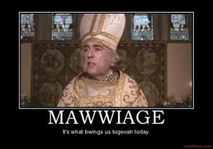 mawwaige