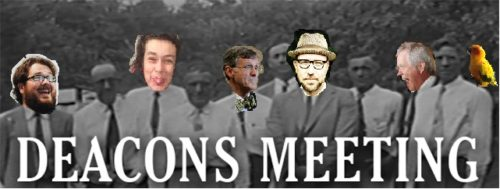 deacons meeting may 2