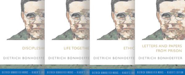 Dietrich Bonhoeffer Works Giveaway